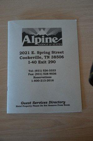Travelodge Cookeville: Alpine Lodge & Suites