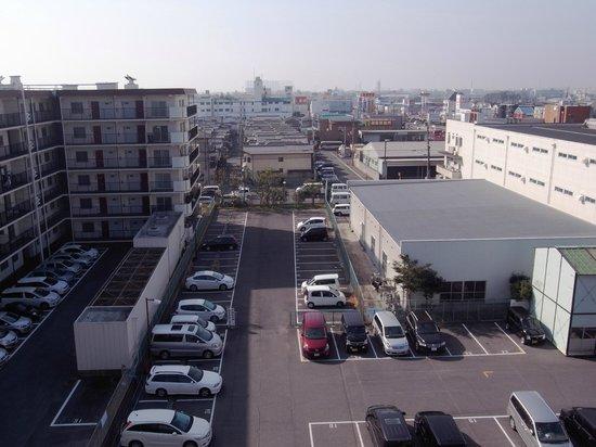 Hotel Asyl Nara Annex: 駐車場