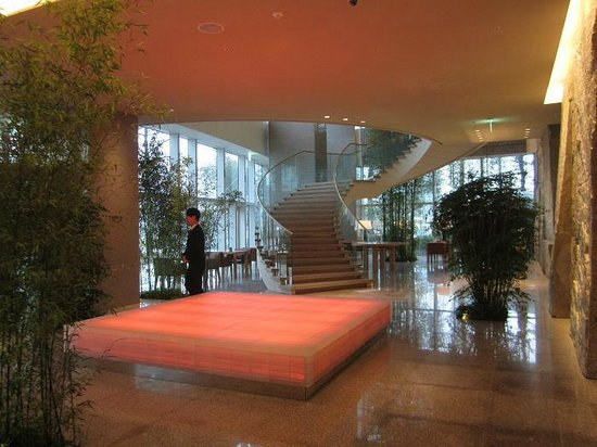 Park Hyatt Busan: 1F Entrance