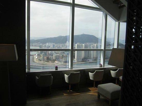 Park Hyatt Busan: 30F Lounge