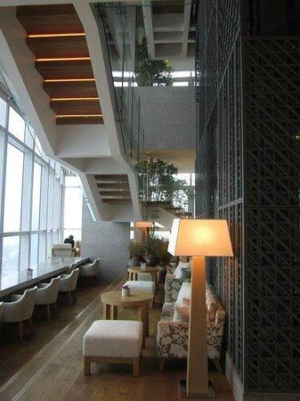 Park Hyatt Busan : 30F Loungee
