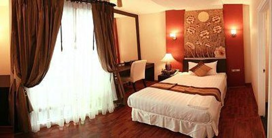 Mirth Sathorn Hotel: Superior