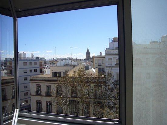 Hotel Becquer: Fantastic view