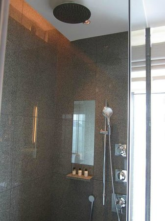 Park Hyatt Busan: Park Exctive Suite ~01  Shower booth