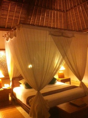 Nefatari Exclusive Villas: Romantic room