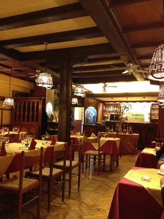 Hotel restaurant Baltzinger