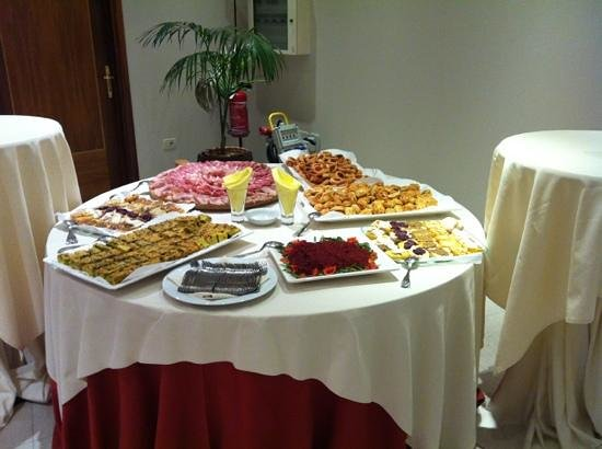 Park Hotel Villa Fiorita: sala convegni