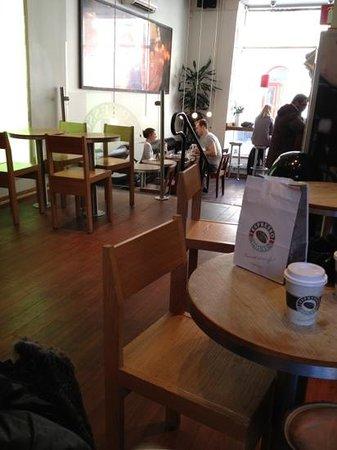 Espresso House: interno1