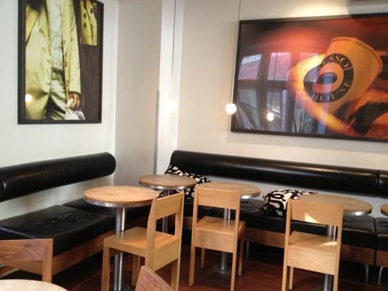 Espresso House: interno2