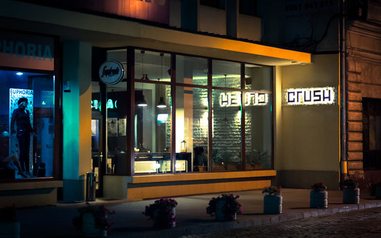 Crush Coffee House & Wine Bar