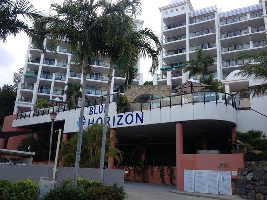 藍色地平線度假村公寓式酒店照片