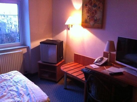 Hotel Blankenburg: Zimmer 44