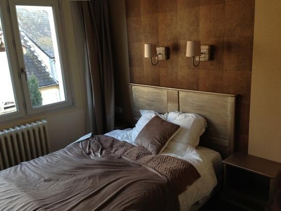 Hotel Au Soleil d'Or : chambre n°3
