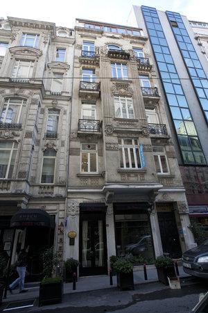 TreSuites Istanbul: Cagdas Apartmanı