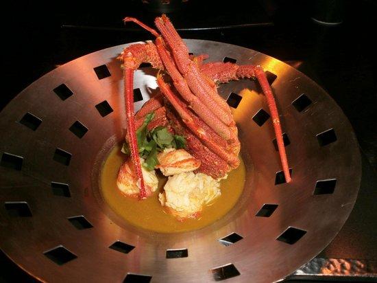 Oyado Tsuki: 夕食の一品