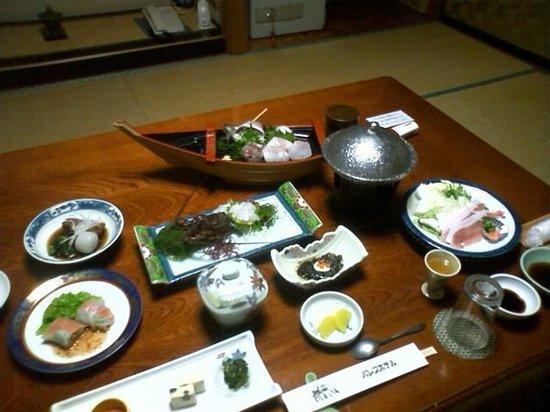 Ito Palace Hotel : 夕食