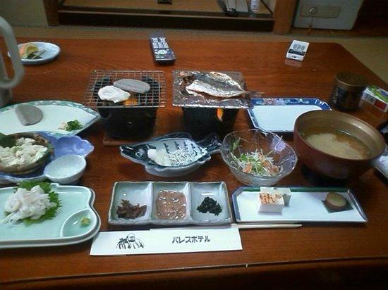 Ito Palace Hotel : 朝食