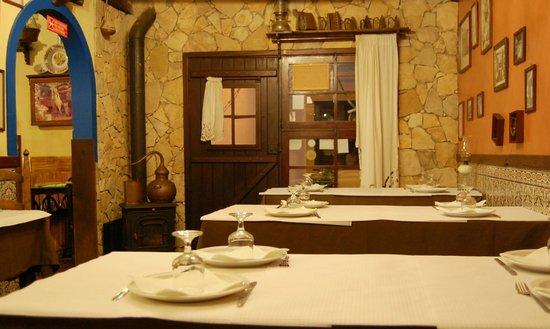 O Charneco: Impressie van het restaurant