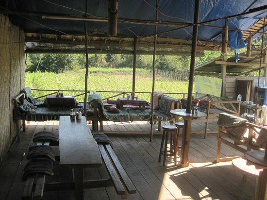 จัมมีเกสเฮาส์: Breakfast area