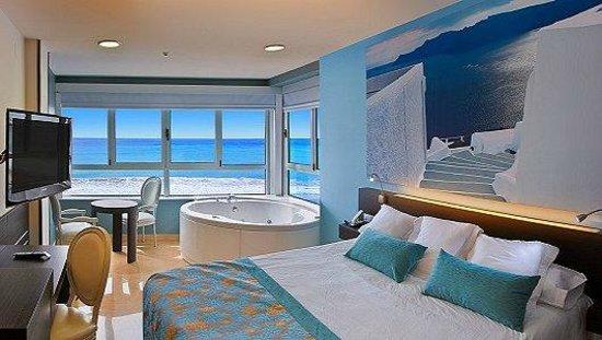 Villa Del Mar Hotel: Habitación Jacuzzi Dream Sea View