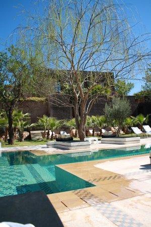 دوماين ماليكا - جيست هاوس: vue hotel, piscine