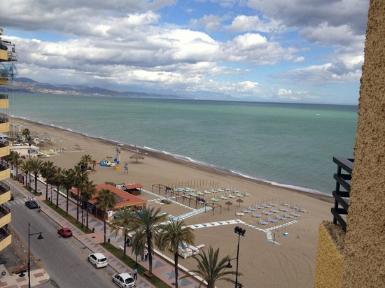 Melia Costa del Sol: 7th Floor View