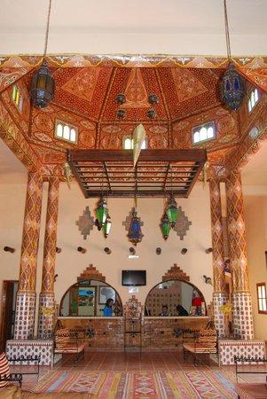Kasbah Hotel Chergui: entrada del hotel