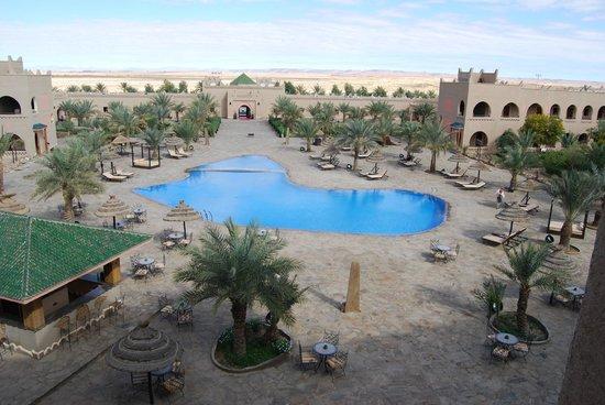 Kasbah Hotel Chergui: panorámica del hotes