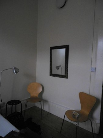 Bunkum Backpackers: Chambre