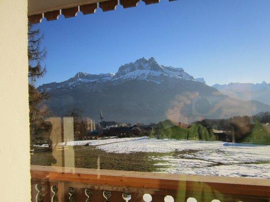 Hotel le Cordonant: Views from hotel