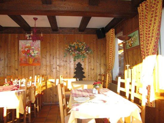 Hotel le Cordonant: dining