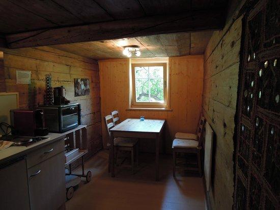 B&B Bergbolt: Gästeküche