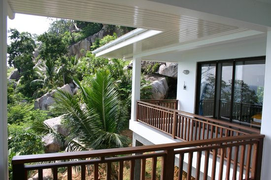 Sailfish Beach Villas : Terrasse chambre 2
