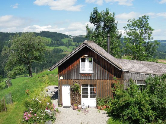 B&B Bergbolt: Gästehaus