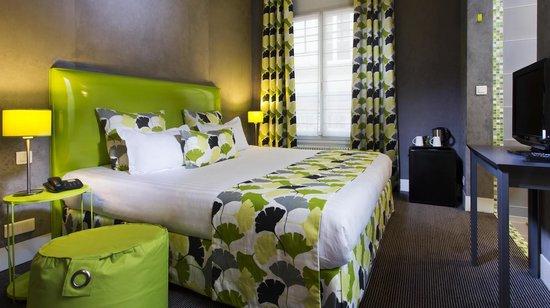 Hotel Etoile Pereire: Double Room