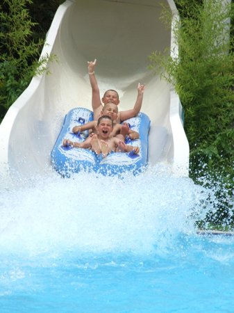Aquafantasy Aquapark Hotel & SPA: Yeeaahhh !