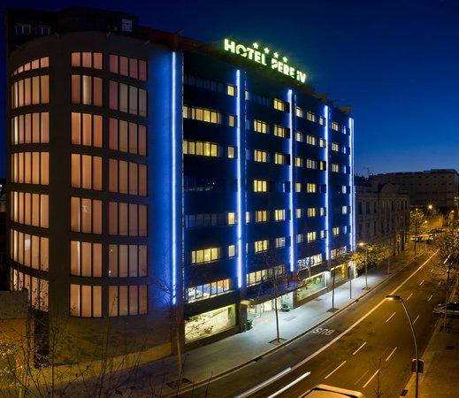 Salles Hotel Pere Iv Barcelona Catalonia Reviews