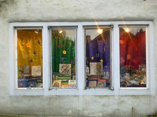 Tideswell, UK: Our main window