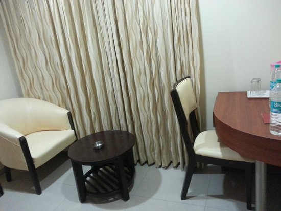 Graciano Cottages: Executive room