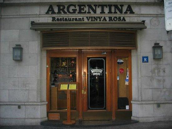 Argento : Front Vinya Rosa