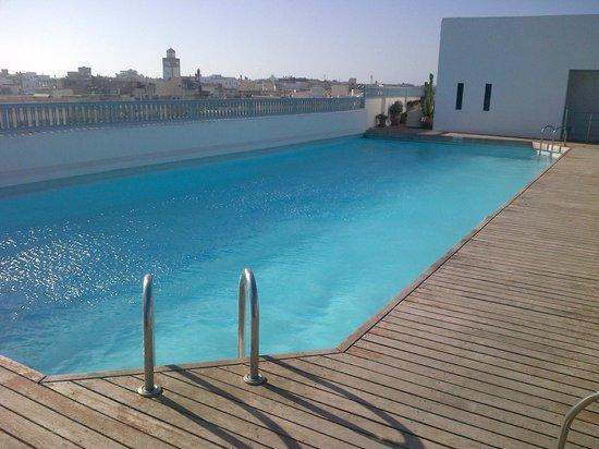 L'Heure Bleue Palais : pool