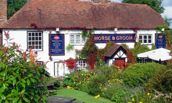 The Horse and Groom: Another picture of the Horse & Groom