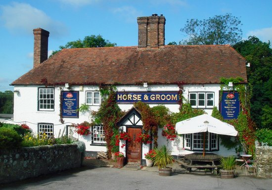 The Horse and Groom: Horse and Groom
