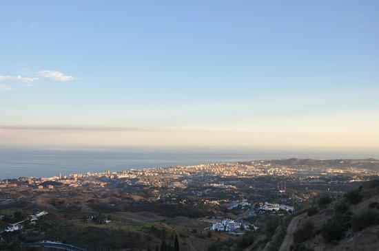 View from La Alcazaba