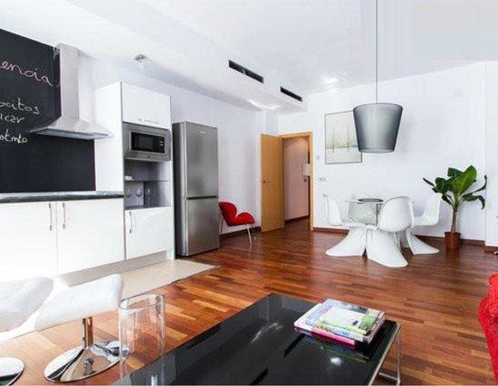 Happy Apartments Valencia : Apartamento de un dormitorio