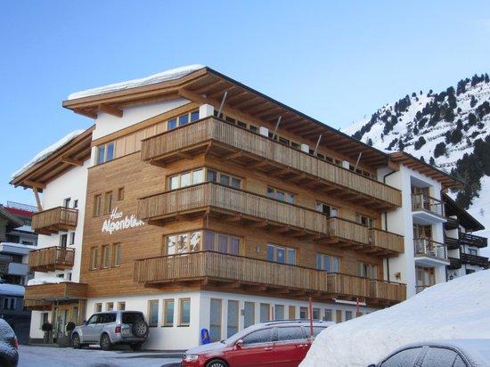 Haus Alpenblick: Aussenansicht