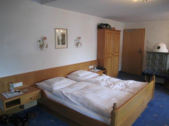 Haus Alpenblick: Schlafbereich