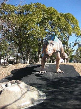 豊橋総合動植物公園 のんほいパーク, 恐竜