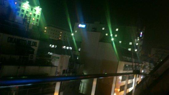 Comfort Hotel Kumamoto: ホテル周辺から