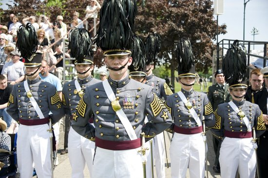United States Military Academy: More Parade